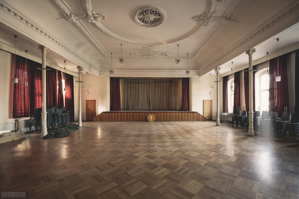 Ballsaal DDR
