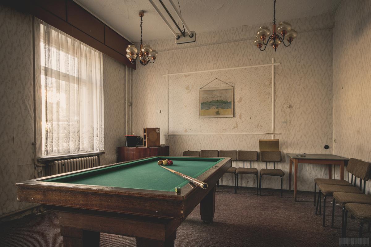 Billardzimmer