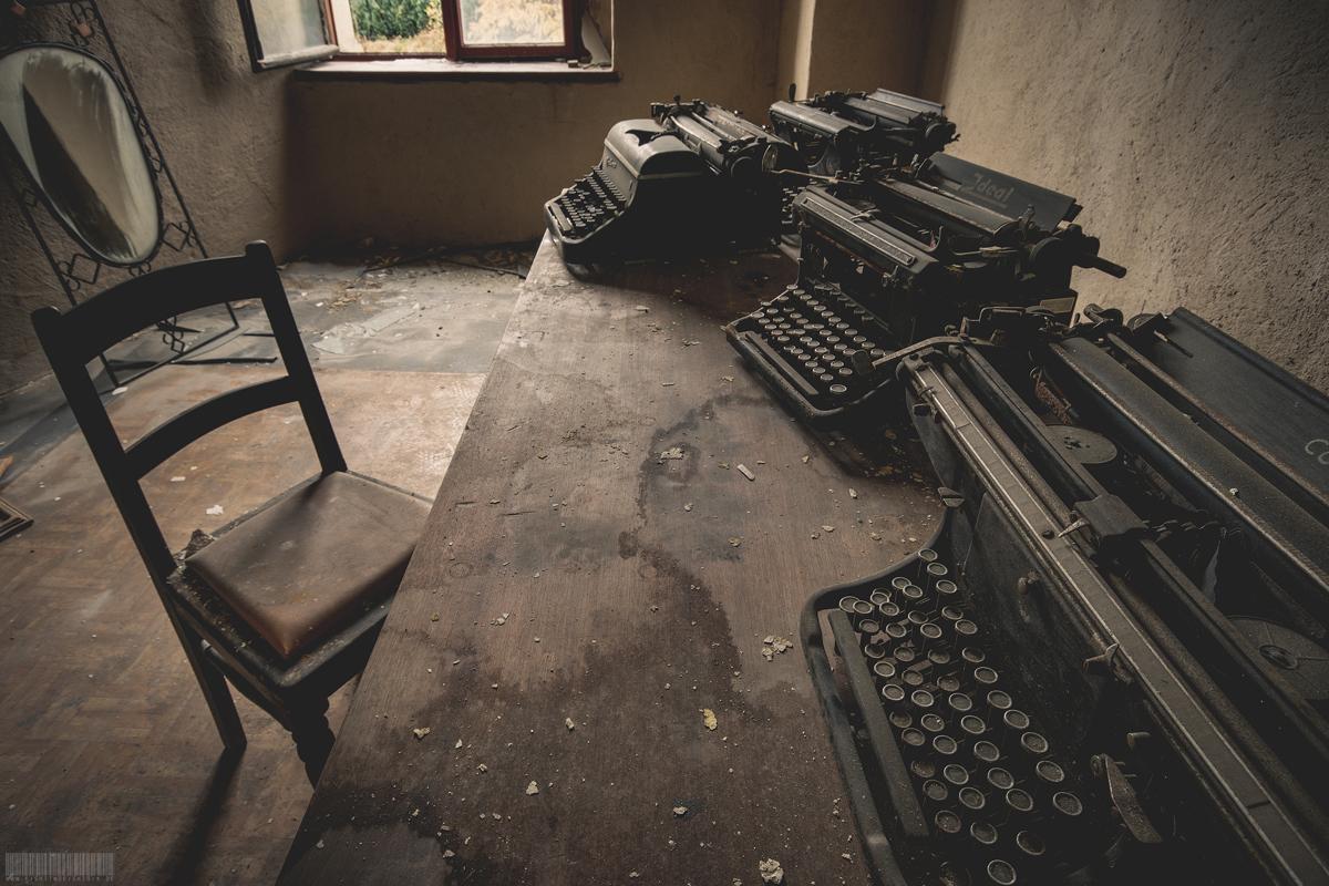 Schreibmaschinen