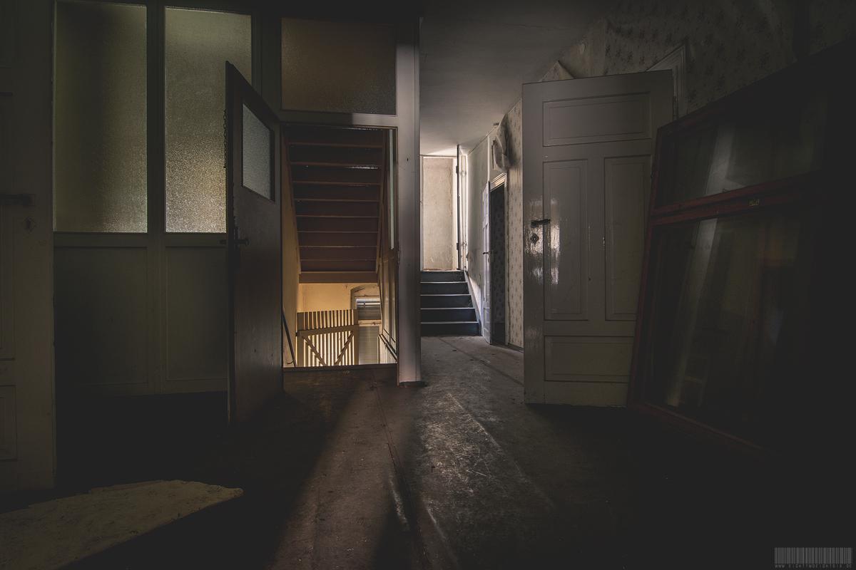 Das Obergeschoss
