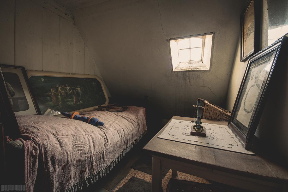Zimmer des Knechts