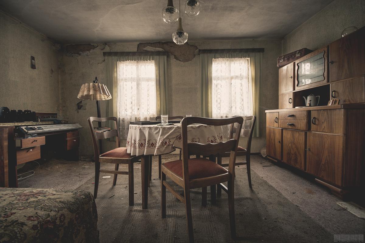 Das Haus der Strickerin