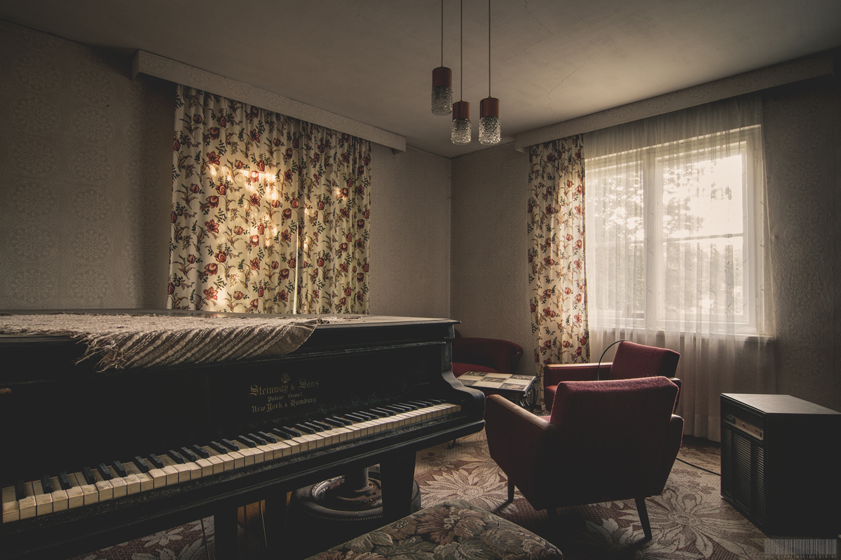 Das Zimmer der Musik