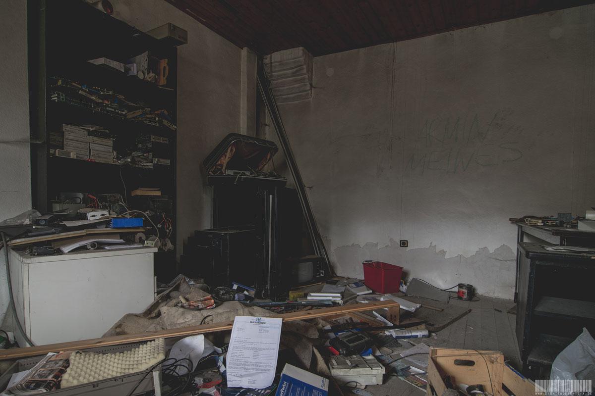 Das zweite Bastelzimmer