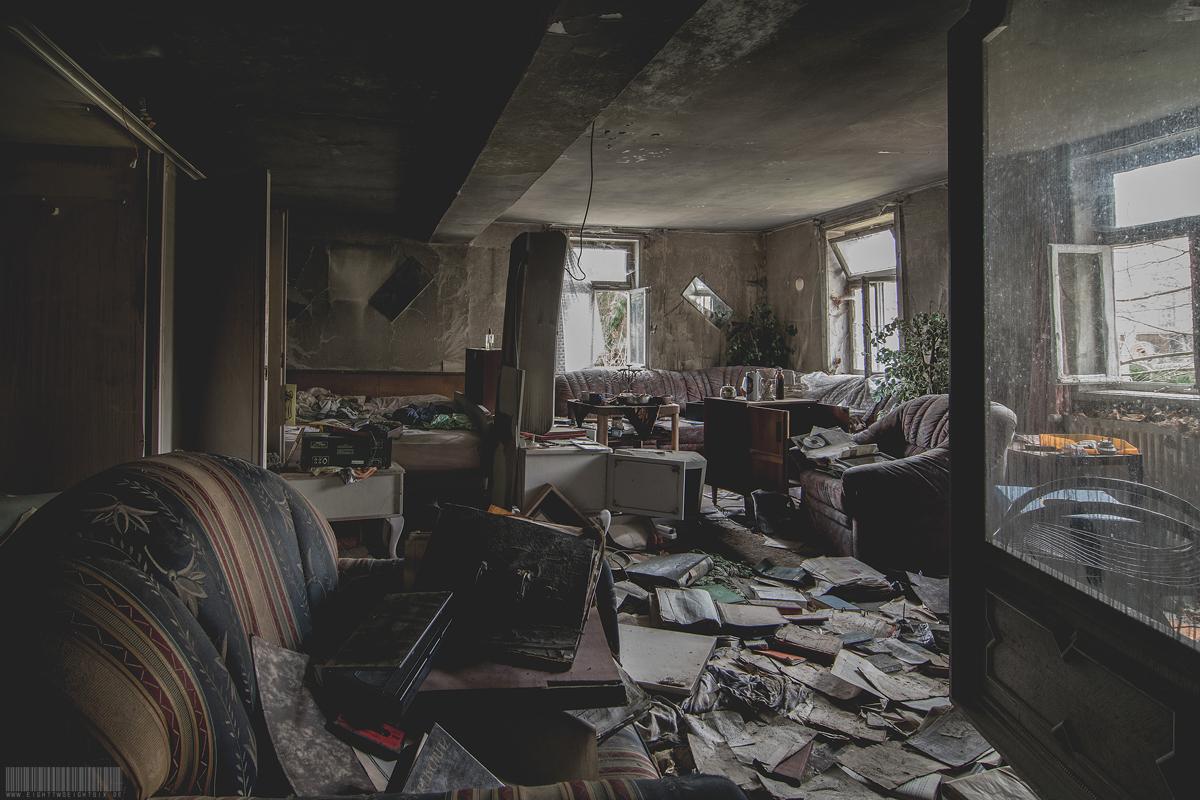 vermutlich ein Gästezimmer