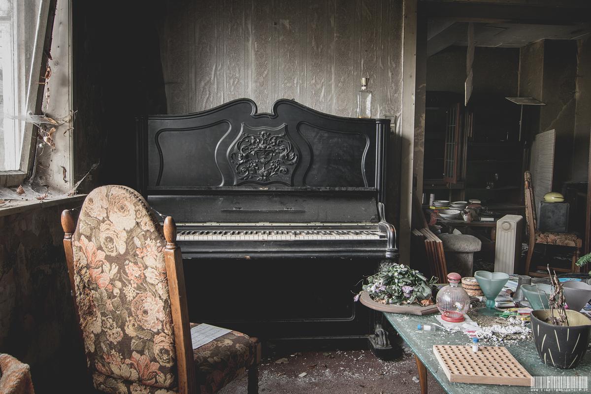 Das Klavier des Kannibalen