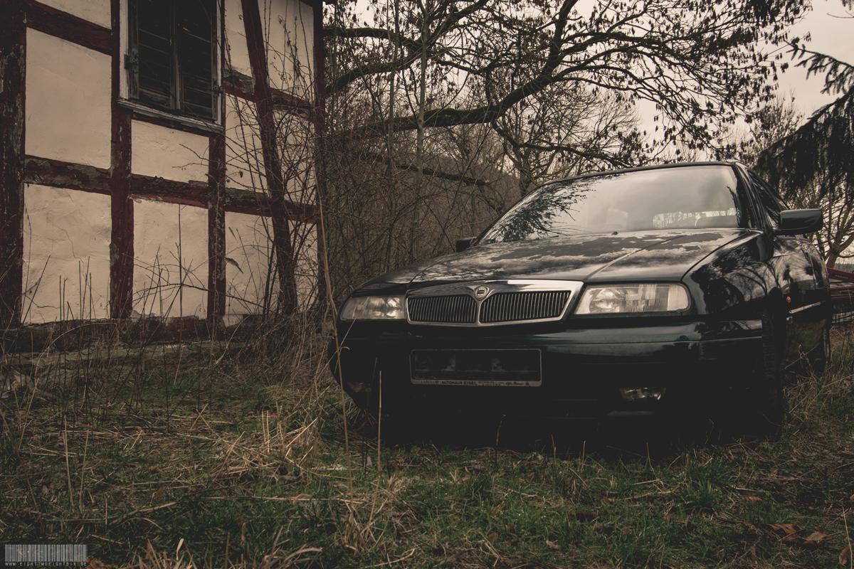 Das Auto des Kannibalen von Rotenburg