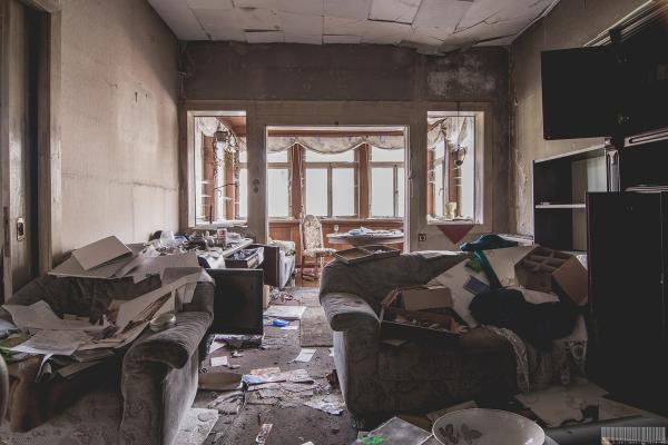 Wohnzimmer des Armin Meiwes