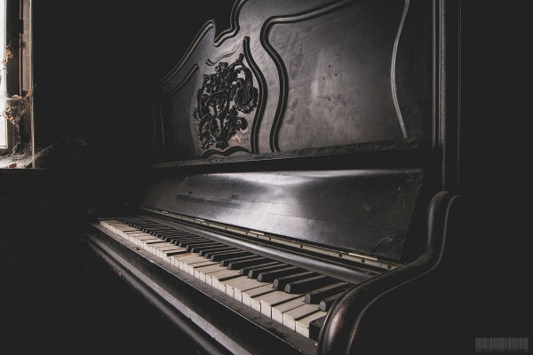Das Klavier des Kannibalen von Rotenburg