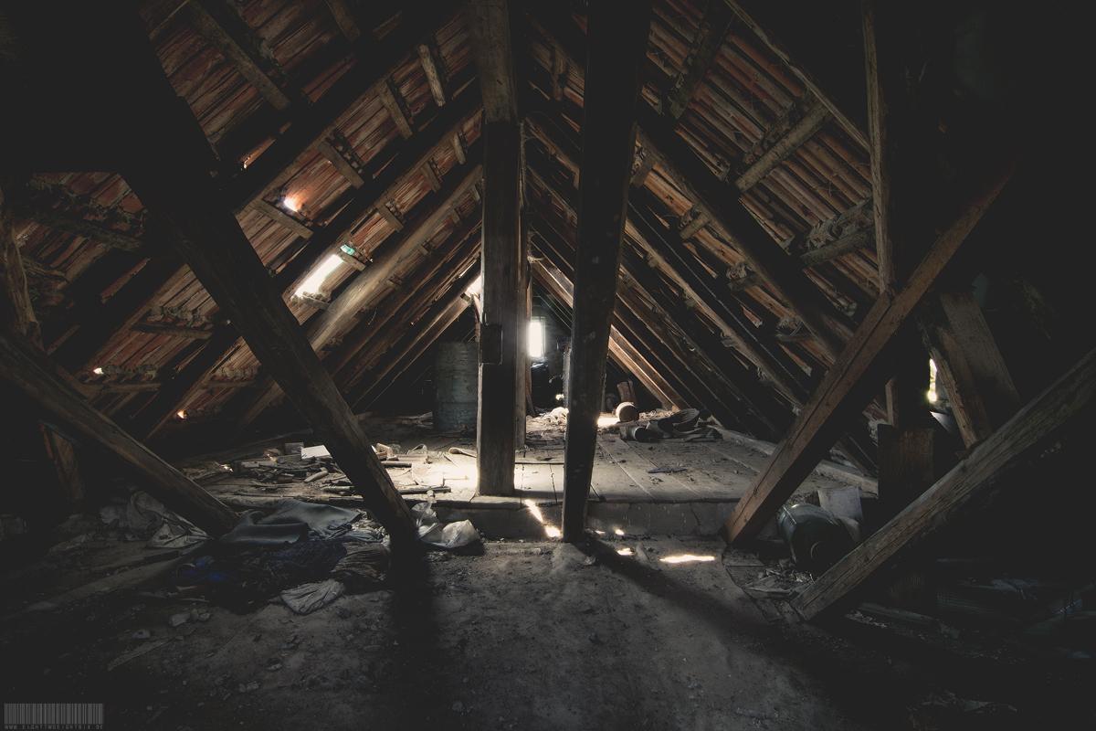 Der Dachboden