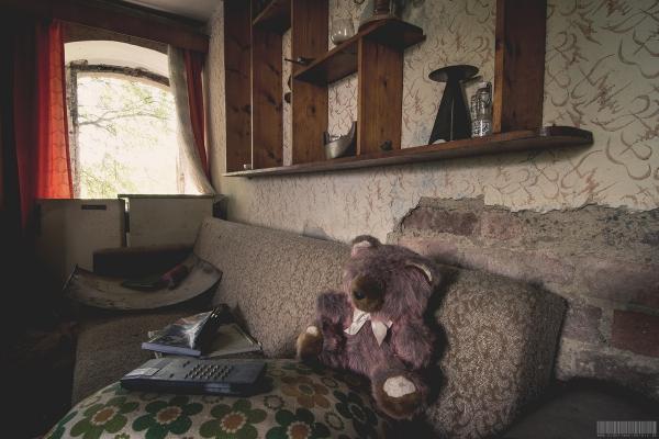 Der erste Teddy