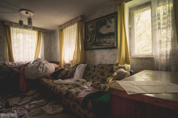 Wohnzimmer im OG