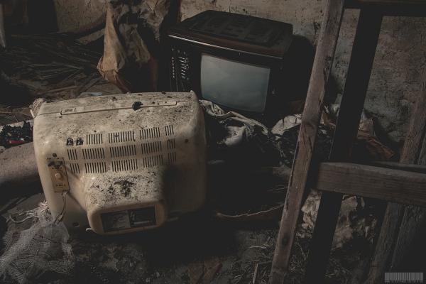 alte TV-Geräte