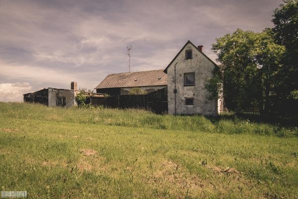 Das verlassene Bauergut