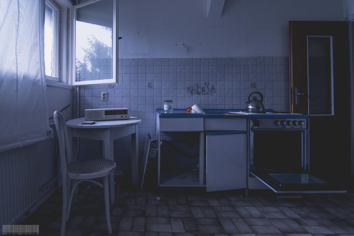 Küche WG