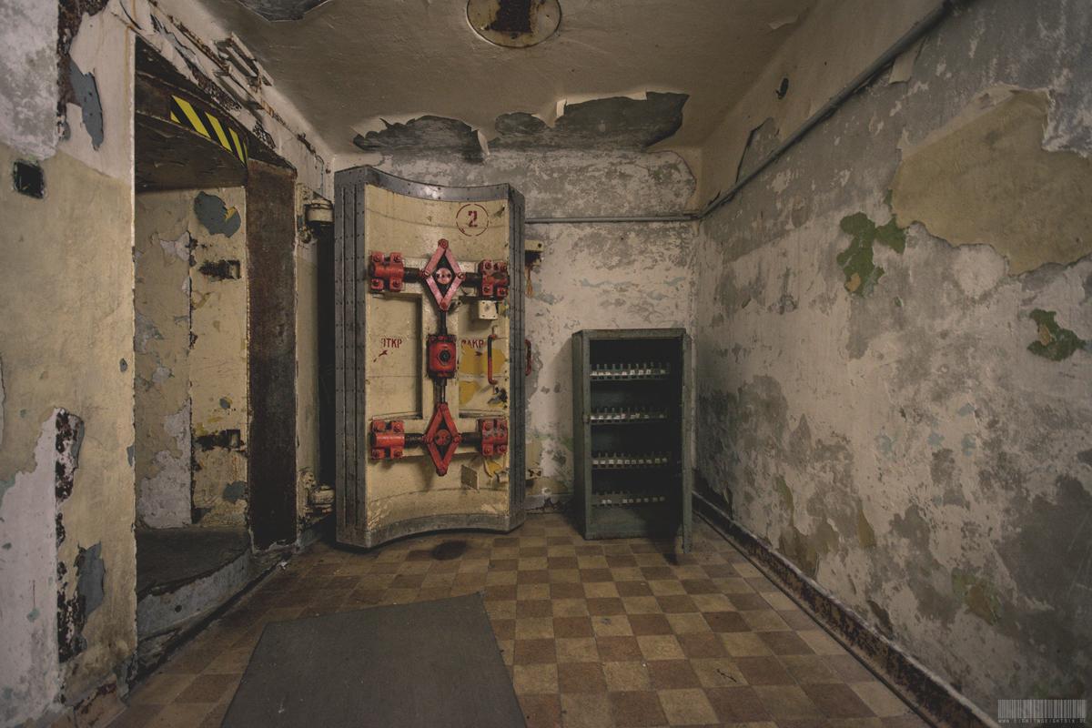 Eingang Bunkeranlage