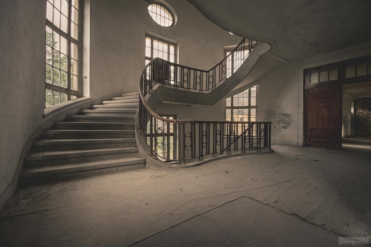 Treppenhaus HdO