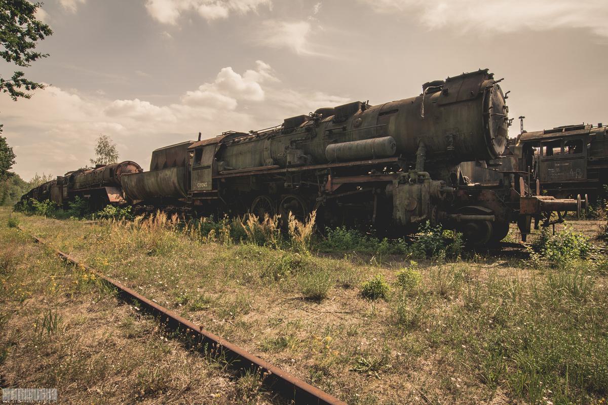 Dampflokomotiven der Baureihe 52