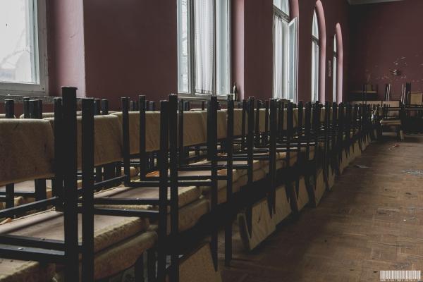 Stühle für die Gäste