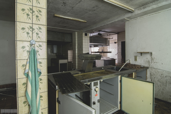alte Küche