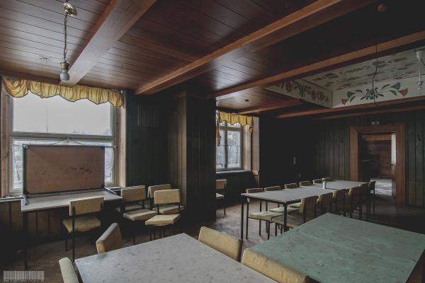 Der alte Gastraum