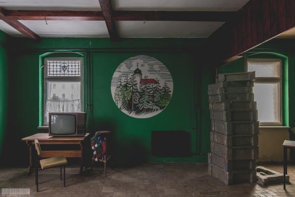 Zimmer mit TV