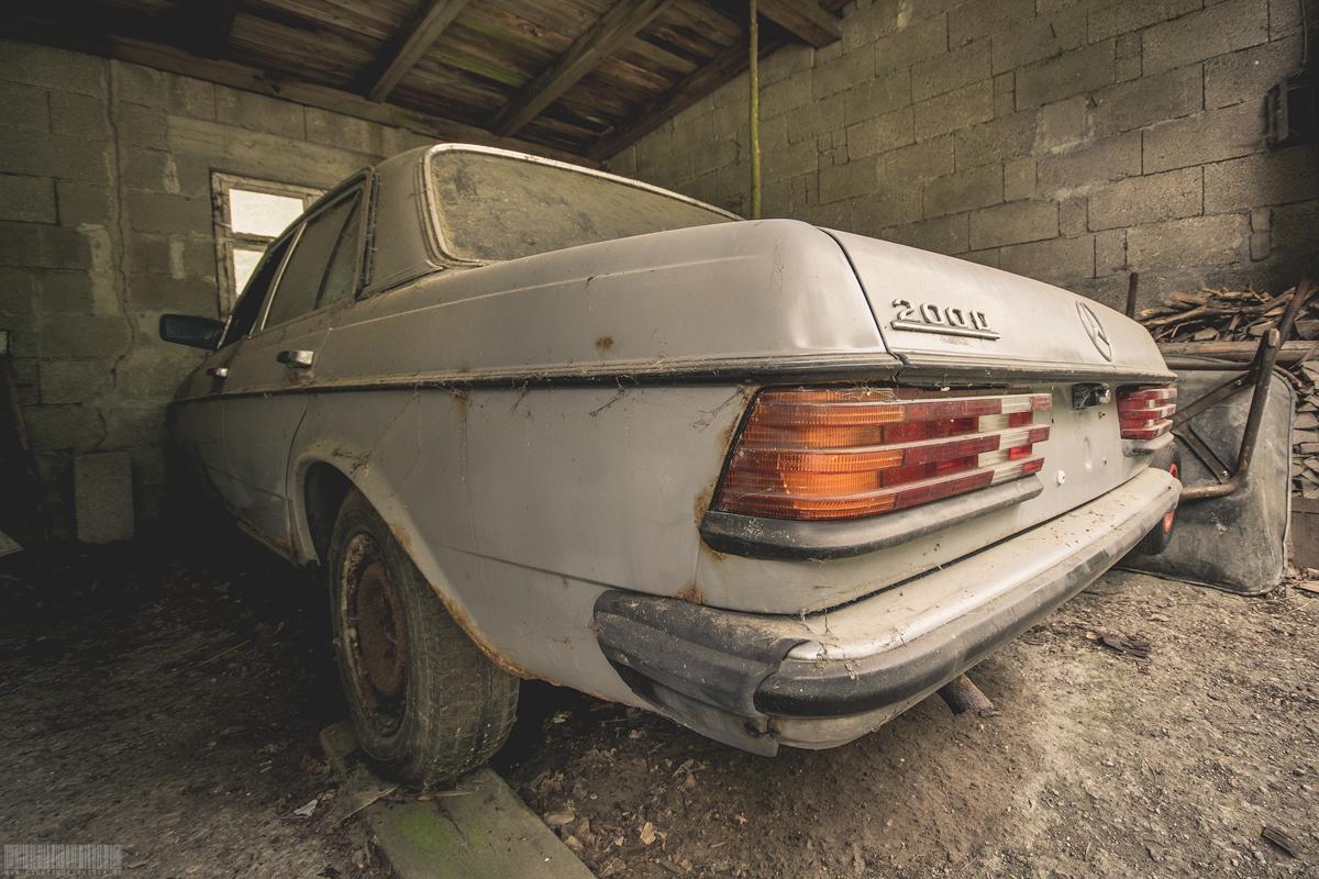 Mercedes S-Klasse W116