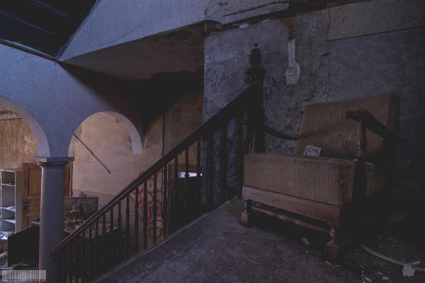 Eingangshalle Wohnhaus