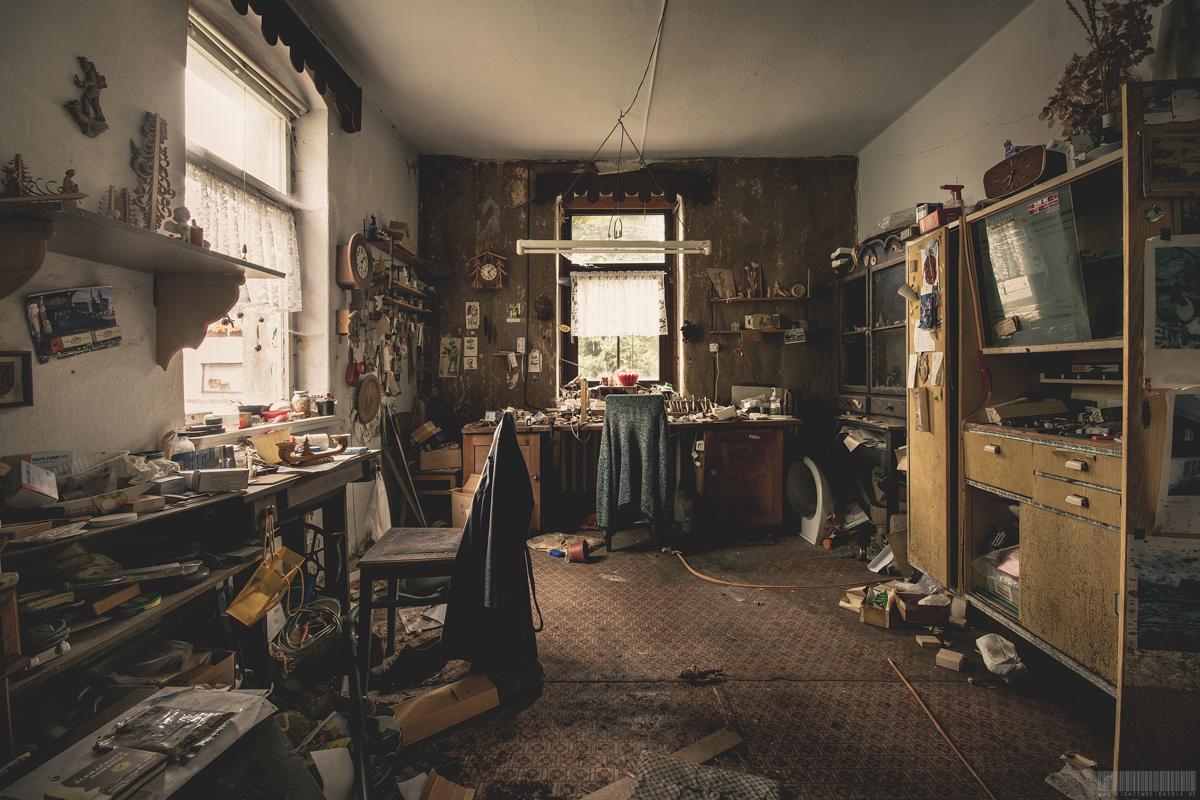 Werkstatt des Schnitzers