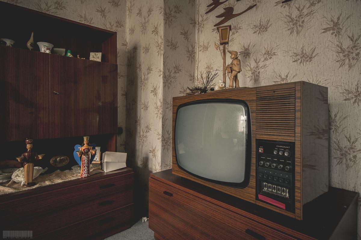 DDR Fernseher