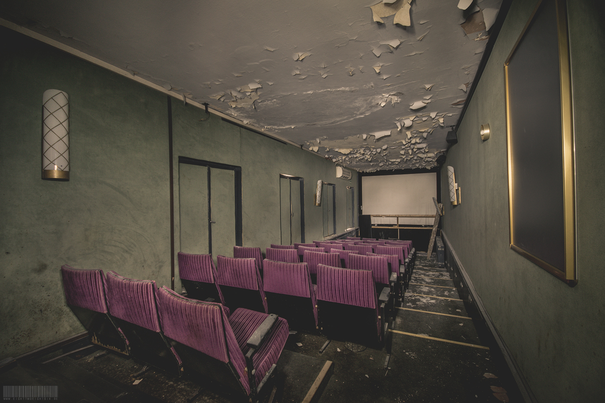 kleiner Kinosaal