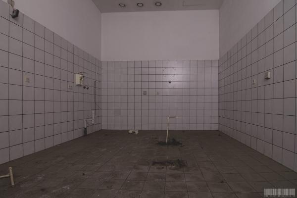 Vorraum Leichenhalle