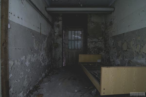 Keller mit Betten