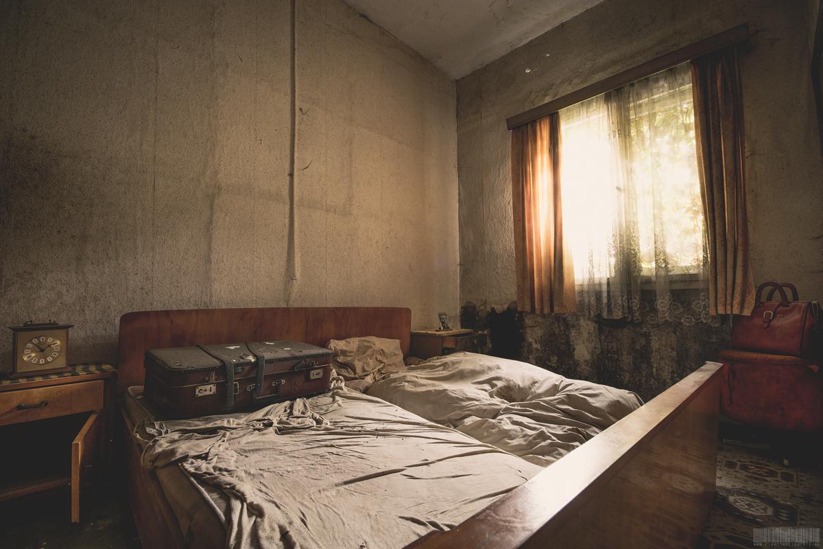 Schlafzimmer von Karl und Margarete