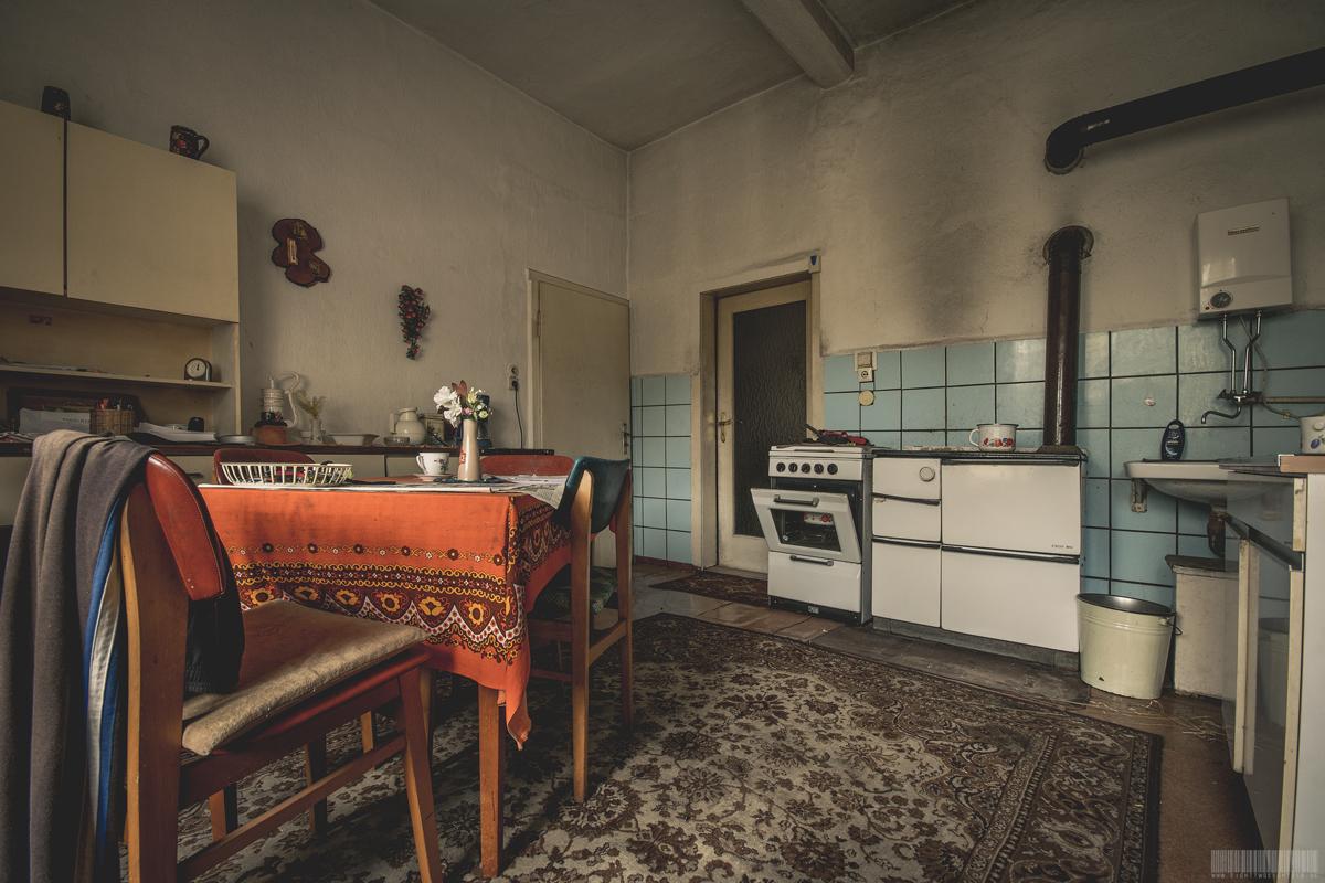Küche von Karl und Margarete