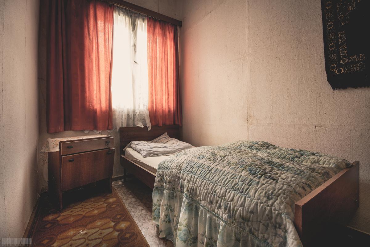 Schlafzimmer von Karl-Heinz