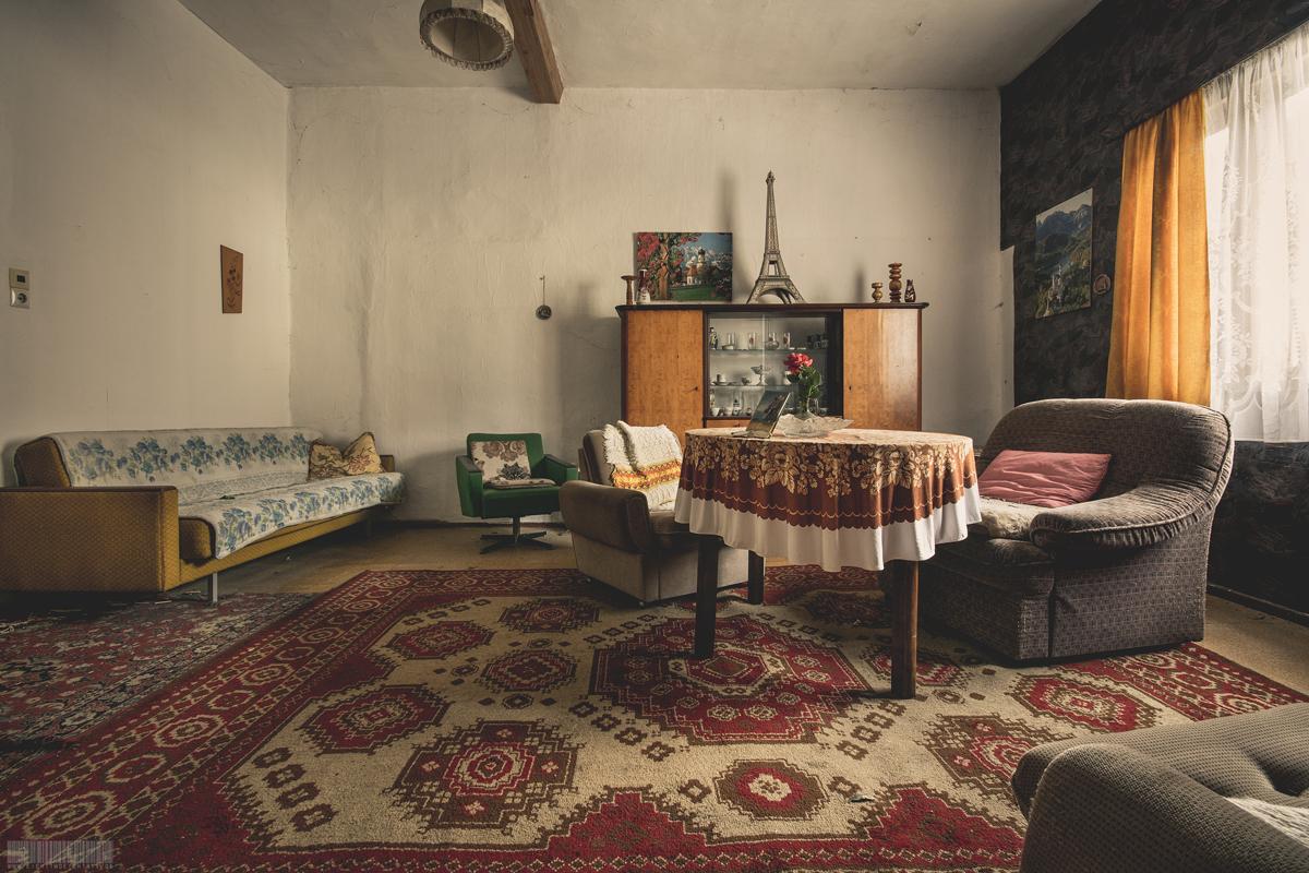 Wohnzimmer von Karl-Heinz