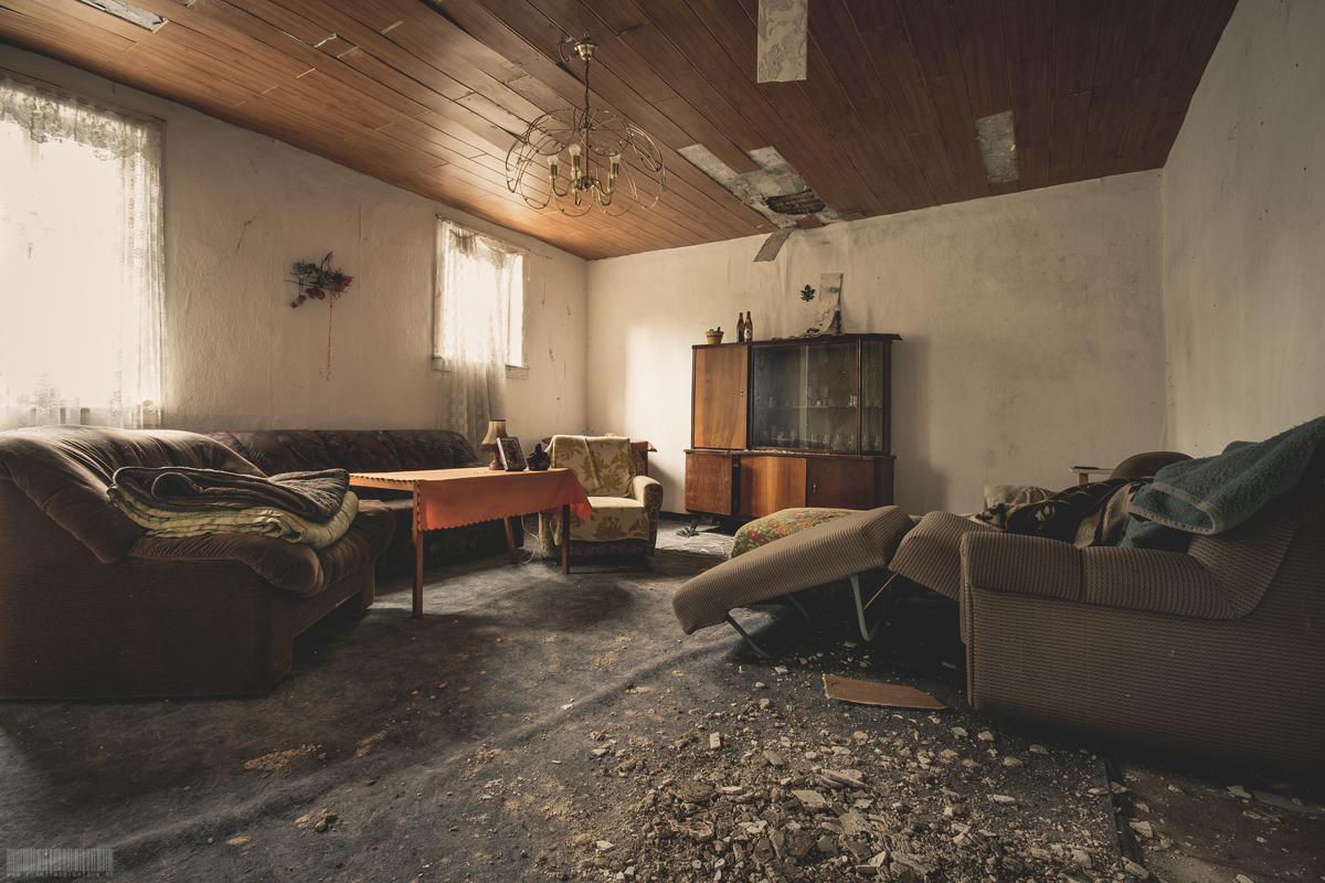 Zimmer des Hausierers