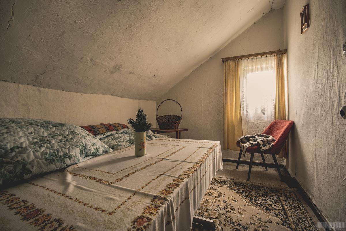 Schlafzimmer von Andreas
