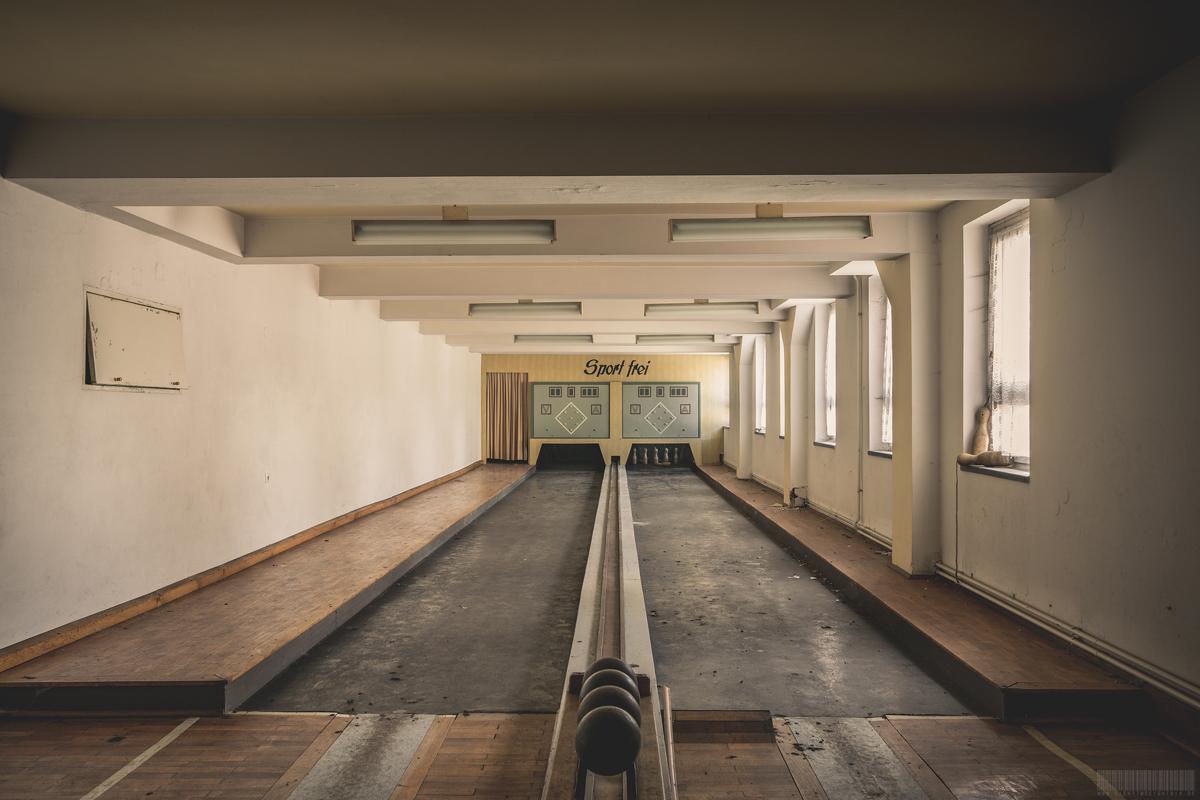 Kegelbahn Sport Frei