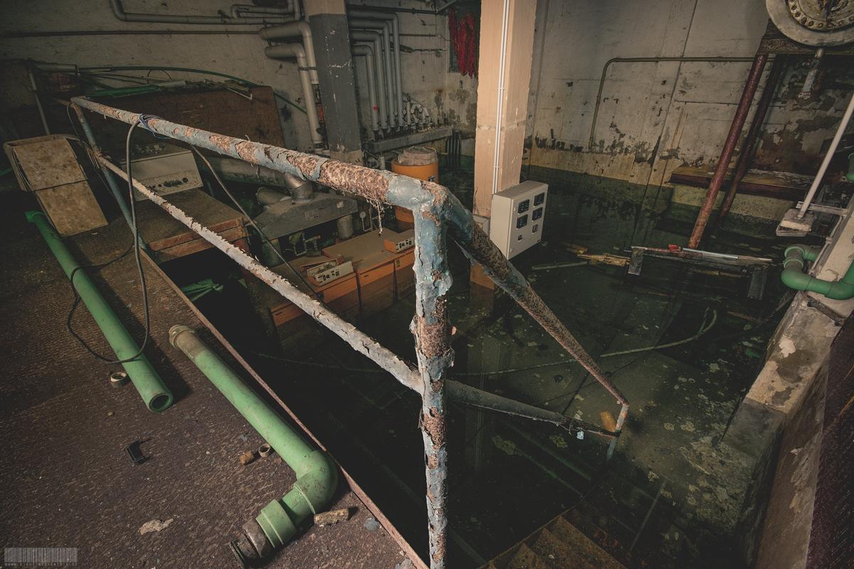 überfluteter Keller