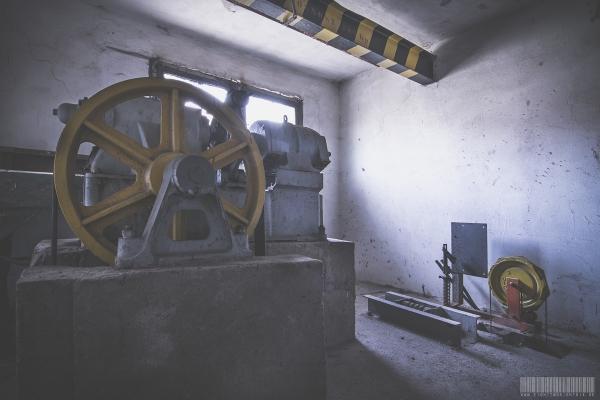 elevators engine