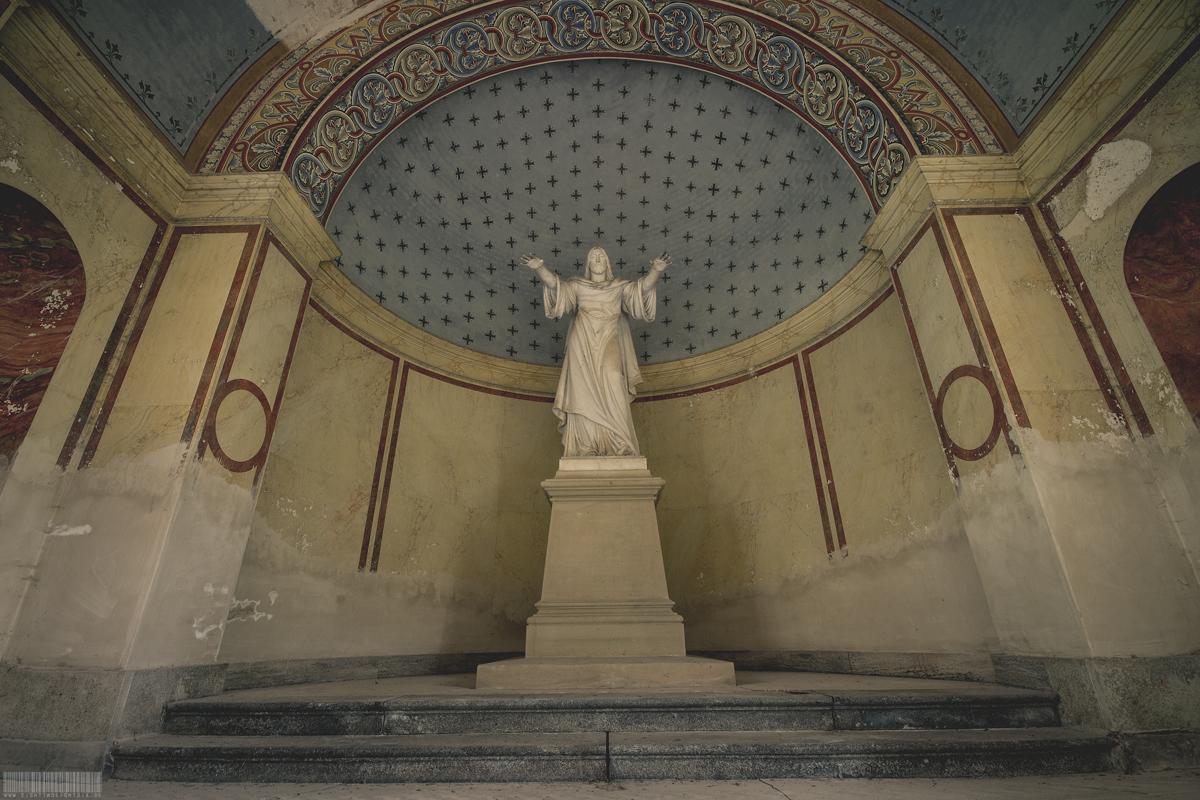 Die Jesus-Statue