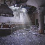 Sanatorium mit Theater