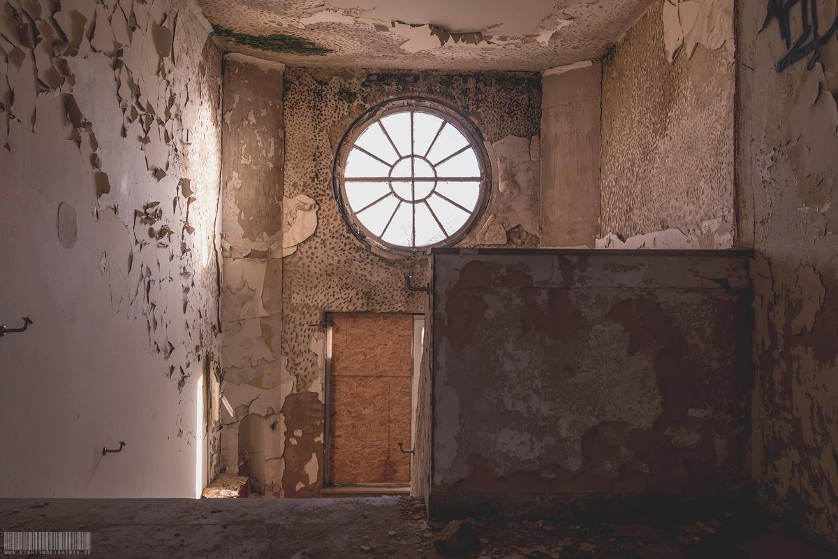 verlassenes Krankenhaus Chemnitz Lost Place Schaffelkrankenhaus verlassene Orte Sachsen