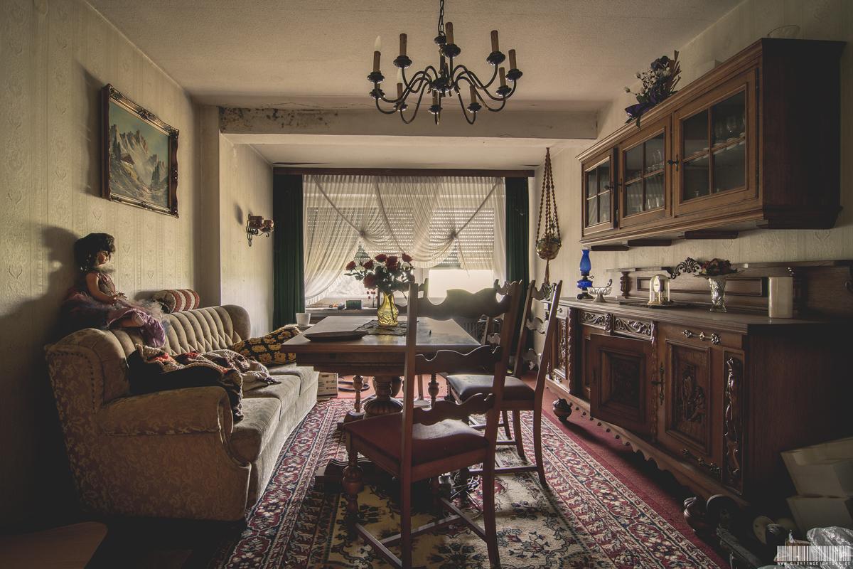 Haus des Geflügelzüchters - Dirty Desire - Lost Place NRW - Verlassene Orte Gebäude