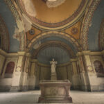 Vergessenes Mausoleum