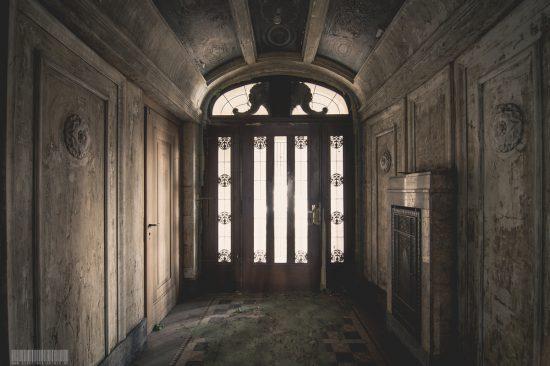 Villa Zauberwald - leerstehende verlassene Villa in Werdau Wettiner Straße - Lost Place