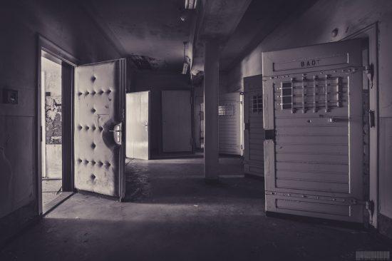 Verlassenes Gefängnis - Zuchthaus Lost Place - Kettenburg in Tonna in Thüringen