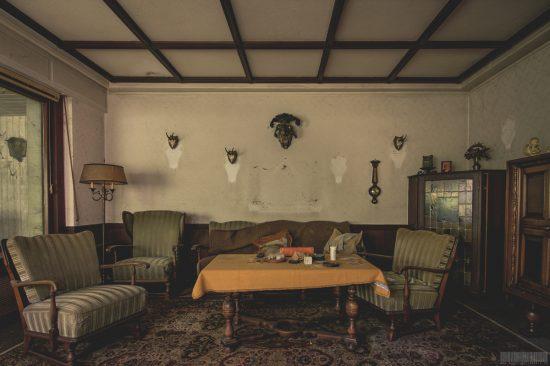 Haus des Jägers - Lost Place - verlassene Orte NRW Deutschland